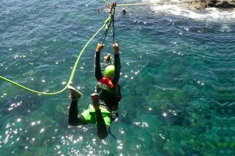 Gran Canaria: Adrenaline-Filled Coasteering Experience