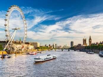 London an einem Tag: Tour mit Wachablösung und Bootsfahrt