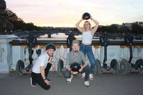 Paris: Private 1.5-Hour Sightseeing Segway Tour