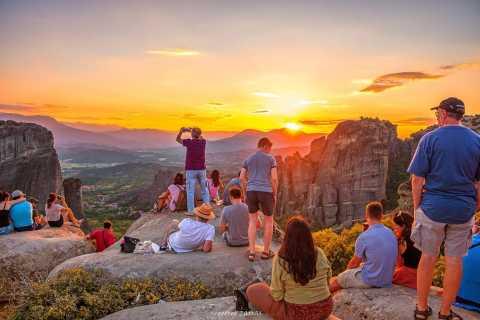 Meteora: Sunset Tour from Kalambaka