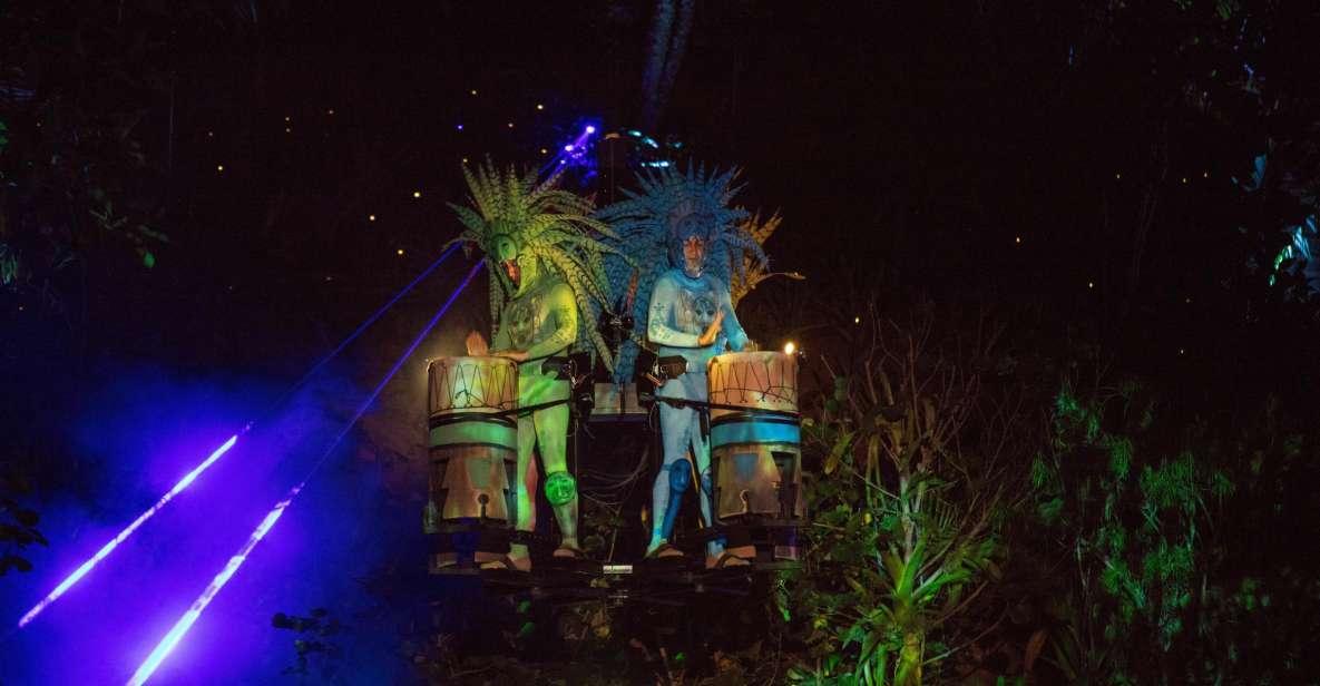 Puerto Vallarta: Rhythms of the Night Cruise & Dinner Show