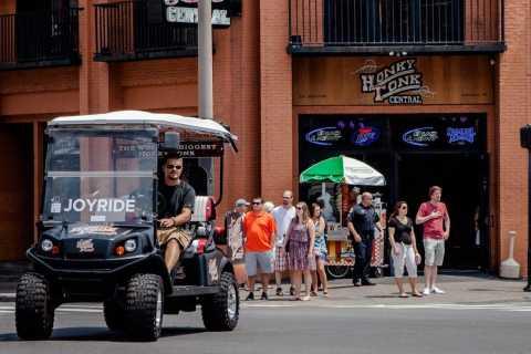 Nashville: Brewery and Distillery Cart Tour