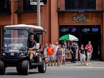 Nashville: Brauerei und Brennerei Cart Tour