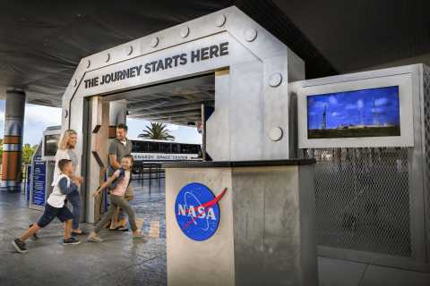 Kennedy Space Center Visitor Complex: Admission Ticket