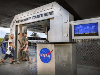 Kennedy Space Center Visitor Complex: Ticket