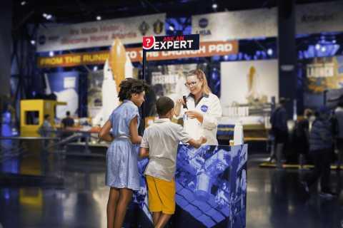 Centre spatial Kennedy: billet au complexe touristique