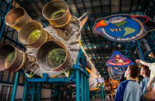 Kennedy Space Center: Ticket mit Einlass ohne Anstehen