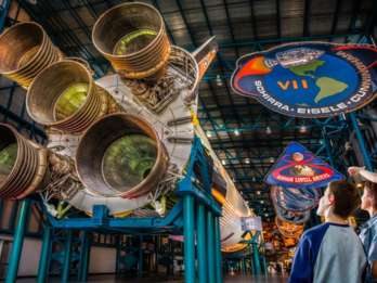 Kennedy Space Center: Ticket mit Einlass ohne Anstehen