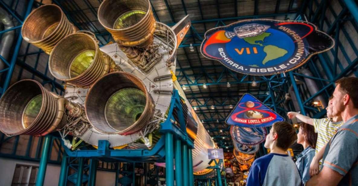 Complexo de Visitantes do Kennedy Space Center: Bilhete de Admissão
