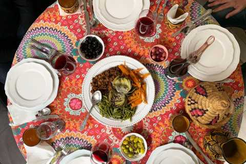Casablanca: Private Cooking Class with Optional Market Tour