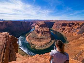 Ab Flagstaff: Antelope Canyon und Horseshoe Bend