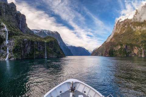 From Te Anau: Premium Milford Sound Small Group Tour