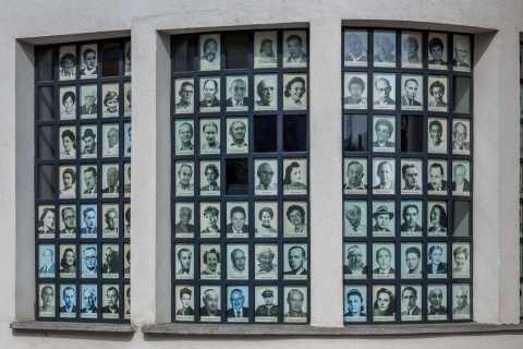 Cracovie: visite de l'usine de Schindler