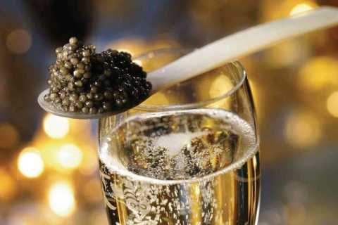 Paris: The Caviar and Champagne Experience