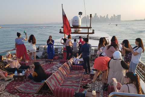 Doha: Dhow City Cruise