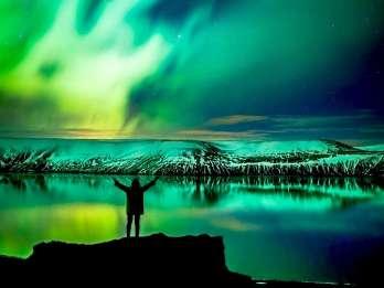 """Ab Reykjavik: """"Geheimnisvolle Nordlichter""""-Tour"""