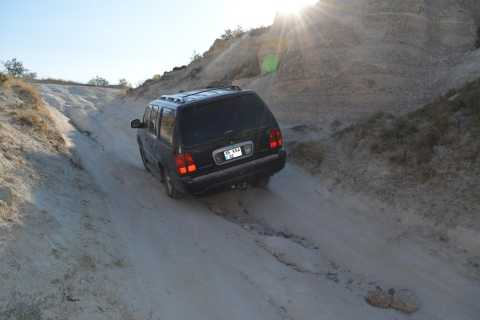 Cappadocia: Sunset Valleys Private Jeep Tour