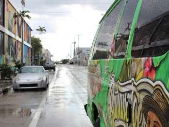 Miami Stadtrundfahrt & Biscayne Bay Speedboot Tour