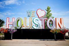 Houston: City Sightseeing Tour por carrinho elétrico