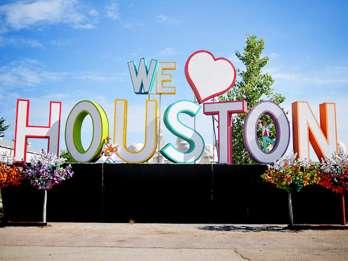 Houston: Stadtrundfahrt mit dem Elektrocart
