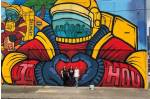 36 fantastic things to do in houston, texas | how about some graffiti sightseeing at the mullet