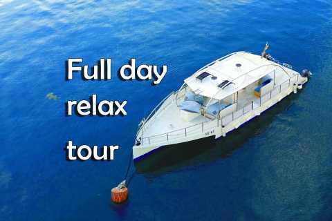 Boka Bay Day Cruise from Kotor, Budva, Tivat or Herceg Novi