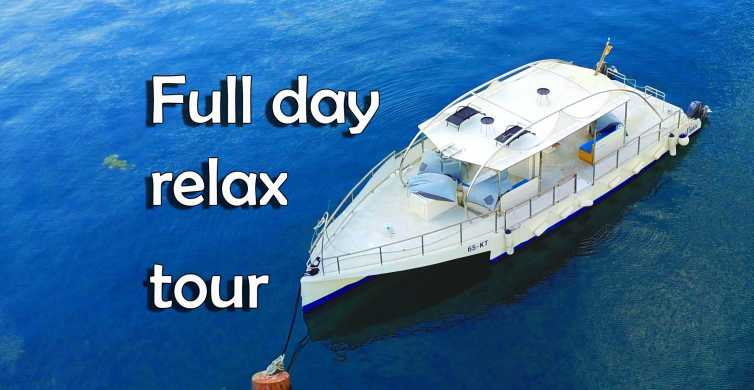 Boka Bay Day Cruise from Kotor, Budva, Tivat or Herceg Novi