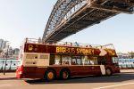 Sydney & Bondi: Big Bus Open-Top Hop-on, Hop-off Tour