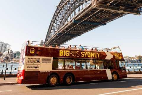 Sydney: Bilhete de Ônibus Hop-On Hop-Off da Big Bus