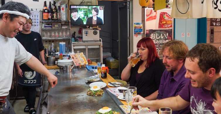 Hiroshima: Bar Hopping Food Tour