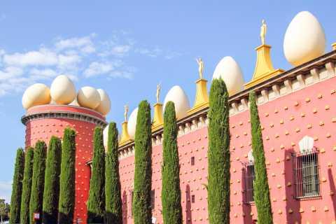 Desde Barcelona: tour a Girona, Figueras y museo Dalí