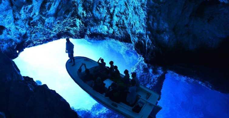Blue Cave and Hvar Full-Day Tour from Split