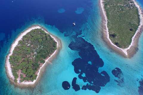 Half-Day Blue Lagoon & Trogir Tour from Split