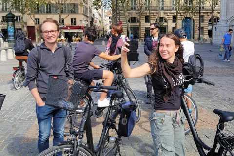 París: City Bike Tour para novatos