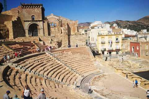 Cartagena: tour privado de medio día a pie por la romana
