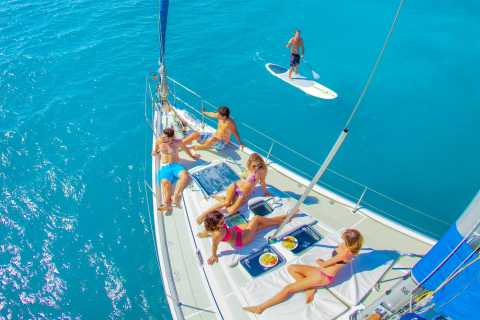 Cabo Half-Day Luxury Sailing Adventures