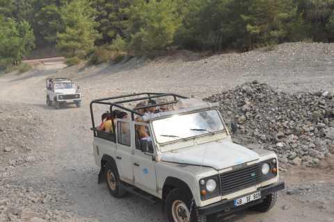 Marmaris: Jeep Safari with Lunch