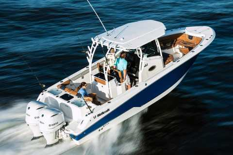 Saint Thomas: Private Boat Charter