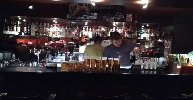 Pilsen: Pub og Club Crawl