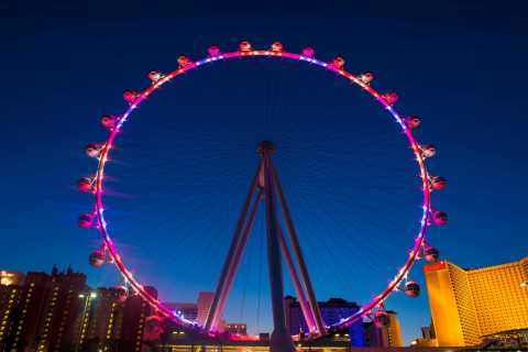 Las Vegas Strip: The High Roller at The LINQ Ticket