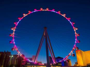 Ticket ohne Anstehen: The High Roller am The LINQ