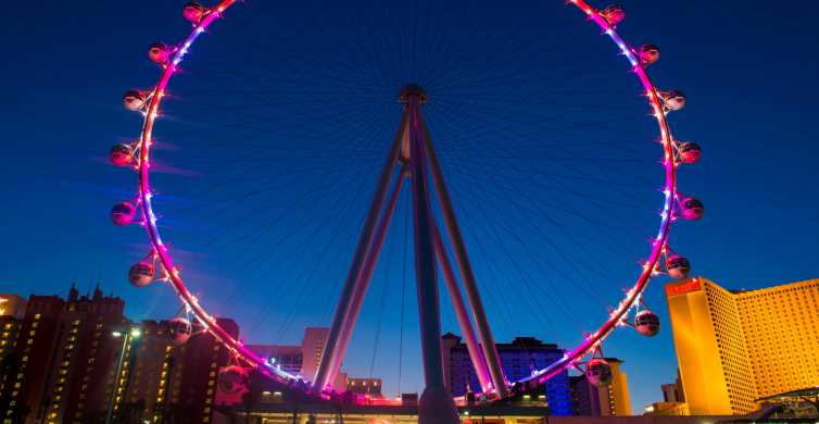 Skip the Line Ticket: The High Roller at The LINQ
