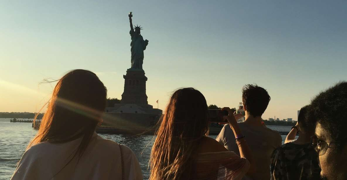 New York: Pier 36 Statue of Liberty & Ellis Island Cruise