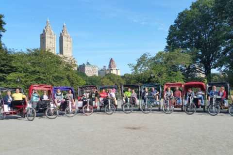 New York: Classic 1-Hour Central Park Pedicab Tour