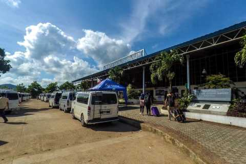Coron: One-way Airport Transfer