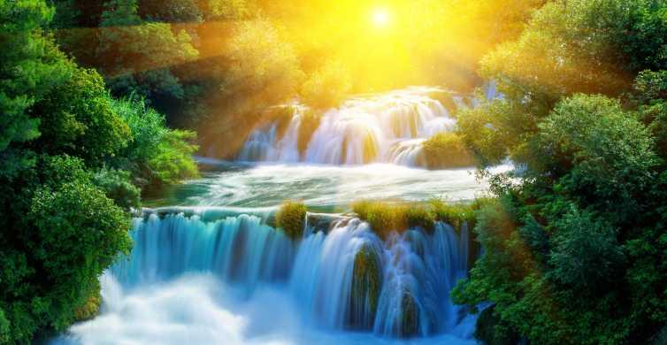 Cachoeiras de Krka & excursão guiada de Trogir de Split