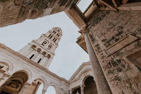 Split: visite guidée de la vieille ville