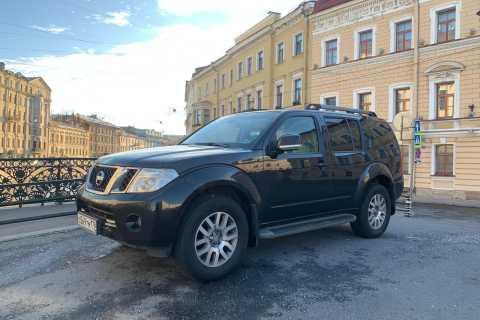 St. Petersburg: City Center to Pulkovo Airport Transfer