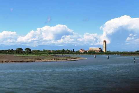 Van Jesolo: dagtocht naar Murano, Burano en Torcello