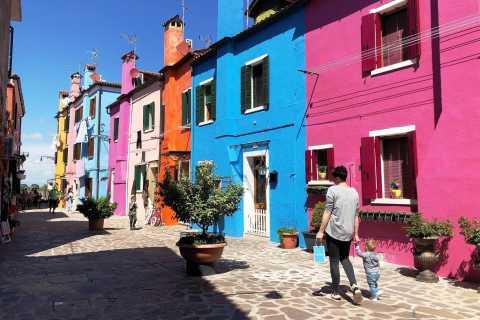 Depuis Jesolo: excursion à Murano, Burano et Torcello